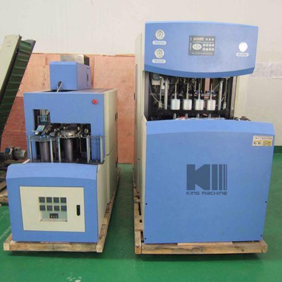 Semi-Automatic Pet Bottle Blowing Machine Manufacturer