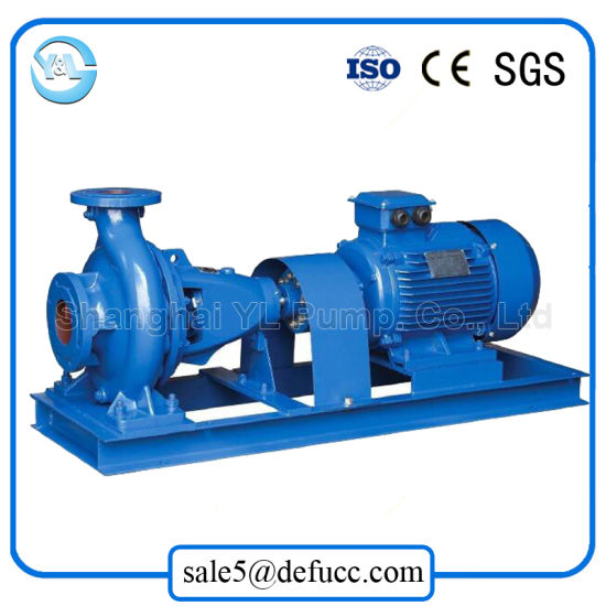 Electric Motor Driven Suction Transfer Clarified Water Pump pictures & photos