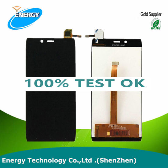 LCD Display Touch Screen Digitizer Assembly for Alcatel One Touch Idol Alpha Ot 6032 6032