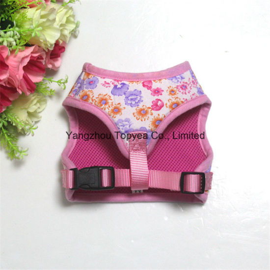 Fabric Pet Harness (HY002) pictures & photos