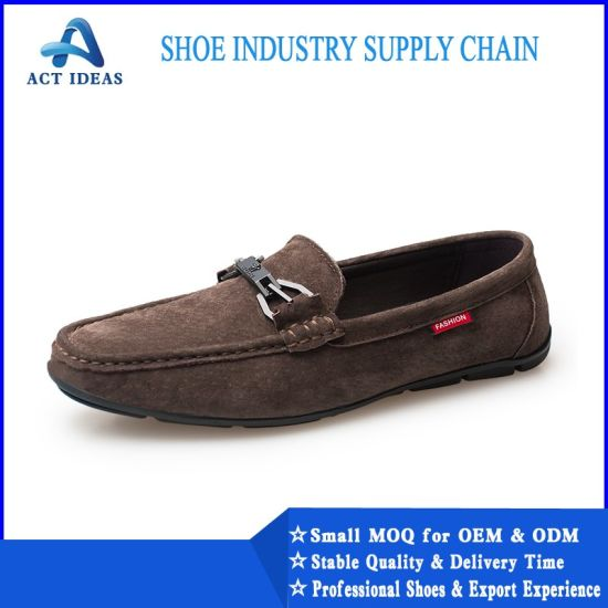 China Leather Shoes Men