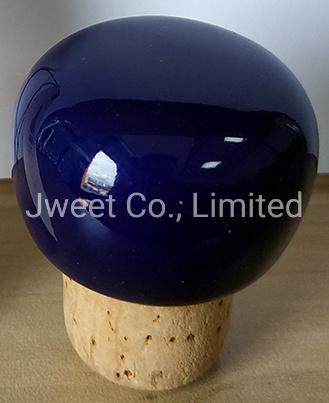 Supply Ceramic Cork Stoppers Glass Bottle Lid Wine Bottle Caps