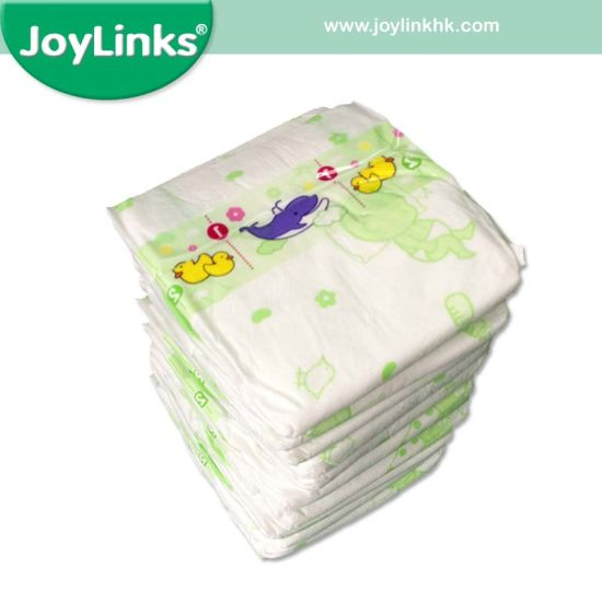 Baby Diapers with PP Tape