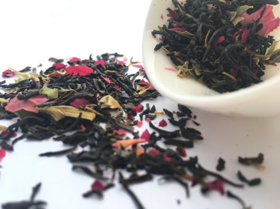 rose slimming tea)