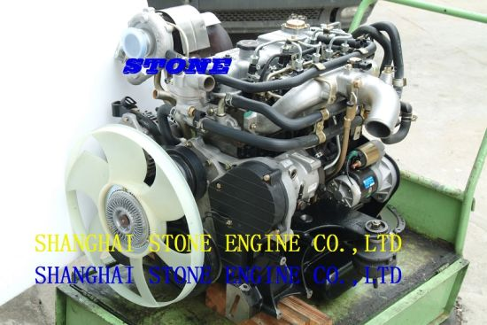4ja1 4jb1 4jb1t 4jb1-Tc 4bd1 6bd1 Isuzu Diesel Engine