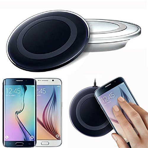 Wireless Charger for Samsung/LG/iPhone/HTC/Mi/Huawei Smartphone pictures & photos