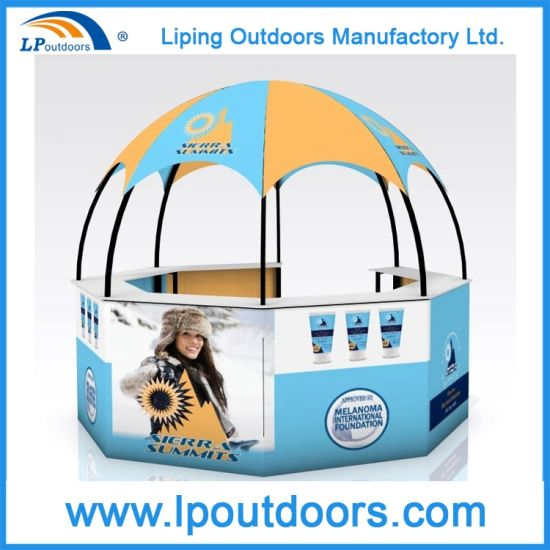 Portable Event Booth Tent Outdoor Hexagonal Display Dome Tent  sc 1 st  Liping Outdoors Manufactory Ltd. & China Portable Event Booth Tent Outdoor Hexagonal Display Dome ...
