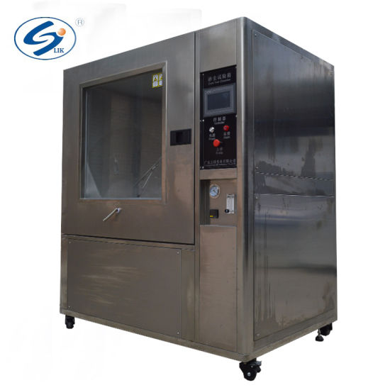 Programmable Lab Dust and Sand Ingress IP Rating Test Chamber