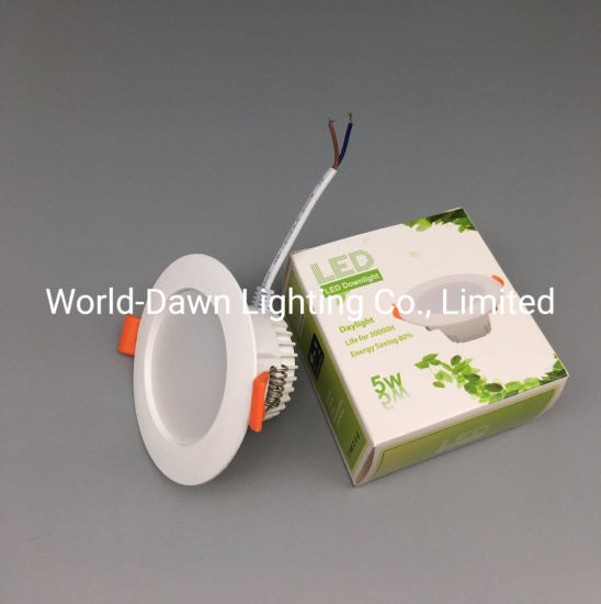 4W LED Waterproof Anti-Rust LED SMD2835 Down Light with Ce RoHS