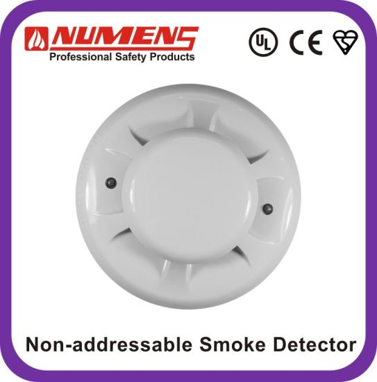 Responds Well to Slow-Burning, Optical Smoke Detector, UL (SNC-300-S2-U) pictures & photos