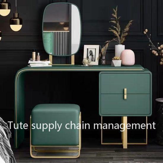 Italian Bedroom Furniture Ins Makeup, Makeup Storage In Specially Designed Furniture