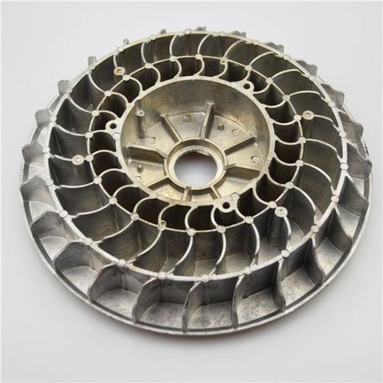 OEM Aluminum/Zinc Diecasting Parts