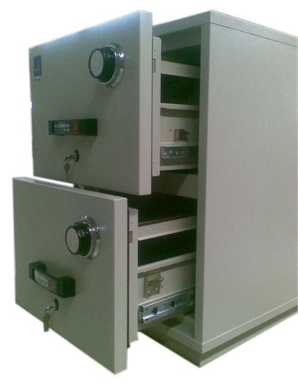 Fire Resistant Filling Cabinet (FRD750-20) , 2 Drawers Vertical Data Cabinet