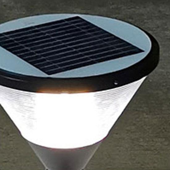 Quality Pillar Light Outdoor Lighting Solar Lawn Lighting LED Garden Light