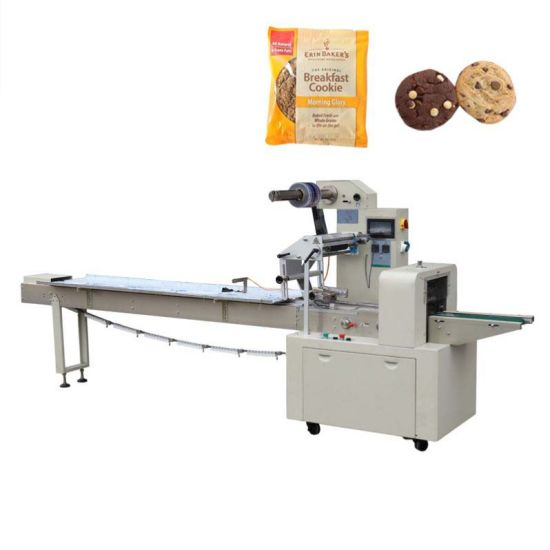 Xm-260b High Speed Full Automatic Candy Toffees Chocolate Balls Horizontal Flow Pillow Packing Packaging Wrapping Machine / Food Packing Machine