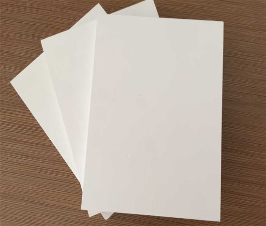 High Density Cell Closed PVC Foamed Board for Kitchen Cabinets pictures & photos