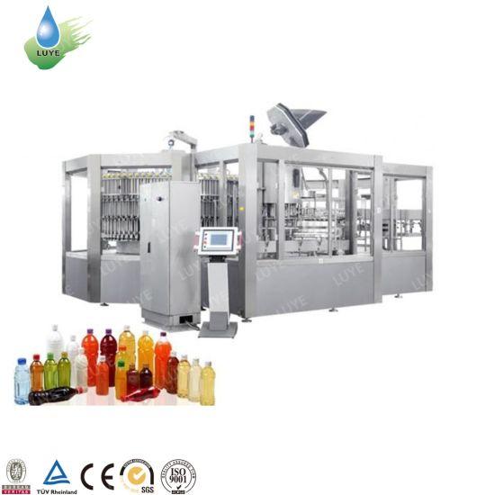 2L Glass Bottle Small Juice Filling Machine