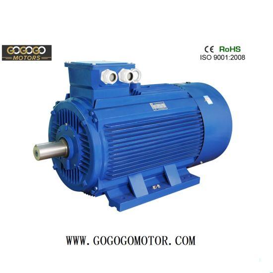 Y2 Series CE Approved 0.37 Kw 0.55kw 0.75kw 1.1kw 1.5kw 2.2kw 3kw 4kw 5.5kw 4poles Electric Motor