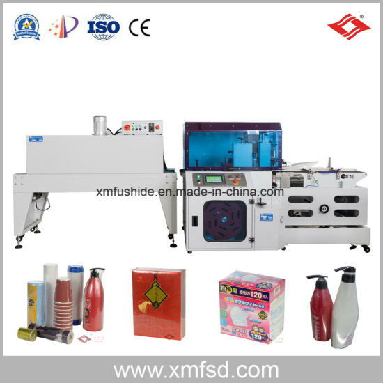 China Manufacture POF Film Thermal Shrink Packaging Machine