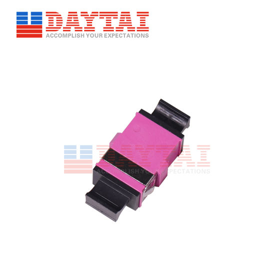 MPO Fiber Connector Adapters MTP/MPO Fiber to Fiber Connector pictures & photos