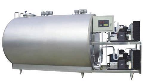 1000 Liter Milk Cooling Tank Price (CT-5)