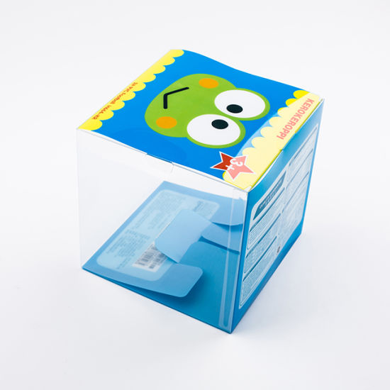 Factory Direct Sale Custom Printed Clear Acetate Plastic Gift Boxes
