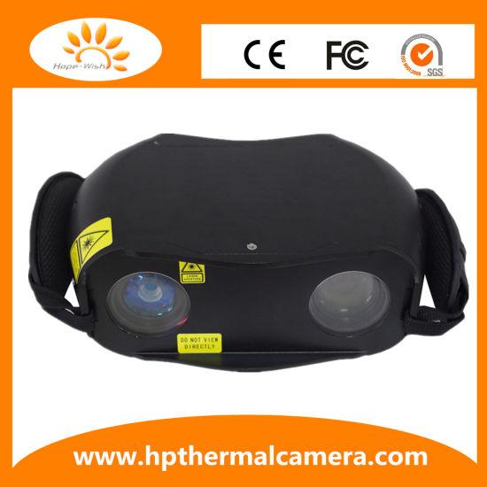 Mobile Surveillance Laser Telescope Camera
