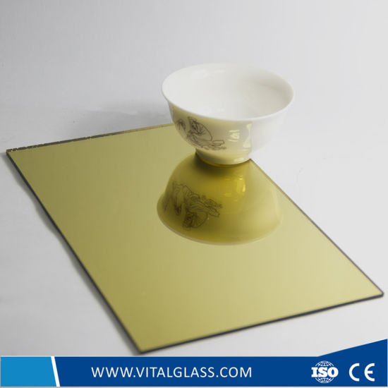 Silver/Aluminum/Copper Free/Safety/Decoration Glass Mirror and Mirror Glass pictures & photos