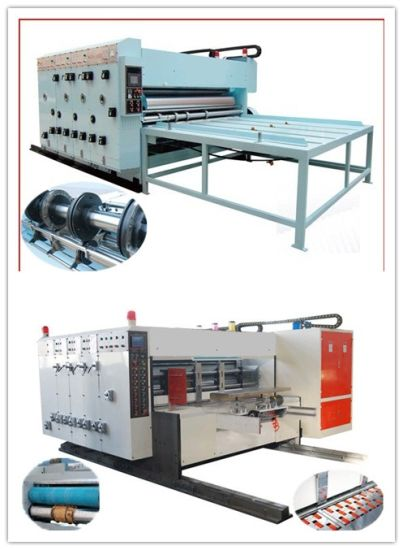 Flexo Printer Slotter Die-Cutter for Corrugated Carton Making Machine pictures & photos