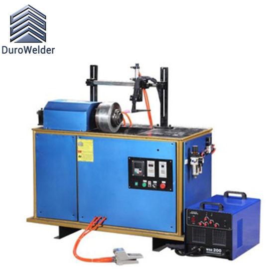 Csw Series Automatic Argon Arc (Plasma) Circular Seam Welding Machine