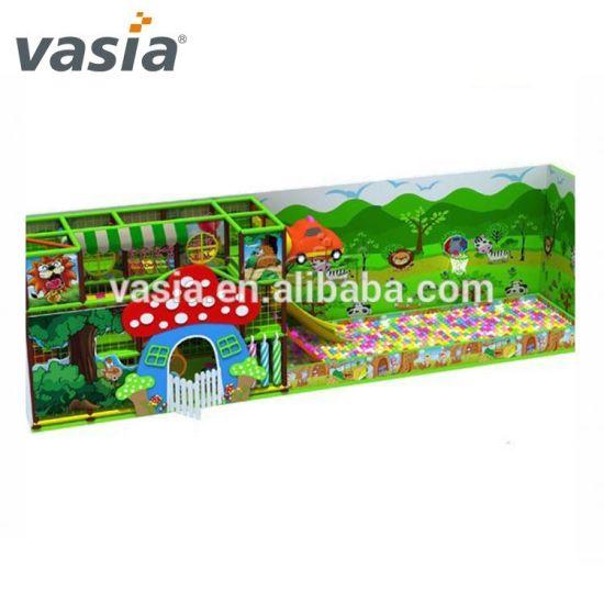 Children's Wonderful Playground Kids Slide Indoor Amusement Park
