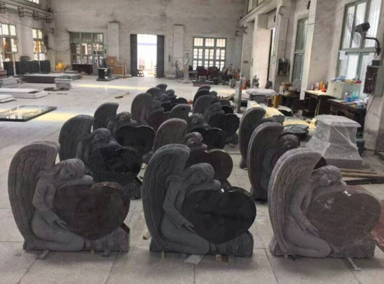 Granite Monument & Tombstone for European/Us Market (YY-granite monument) pictures & photos