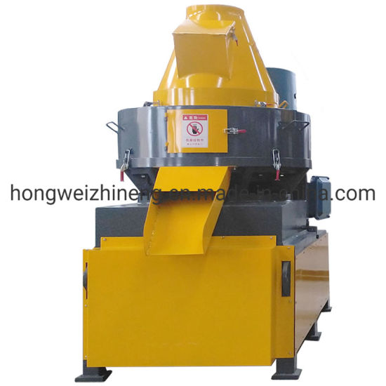 0.8-1.5 Ton / Hour Customized Wood Pellet Mill with Good Price
