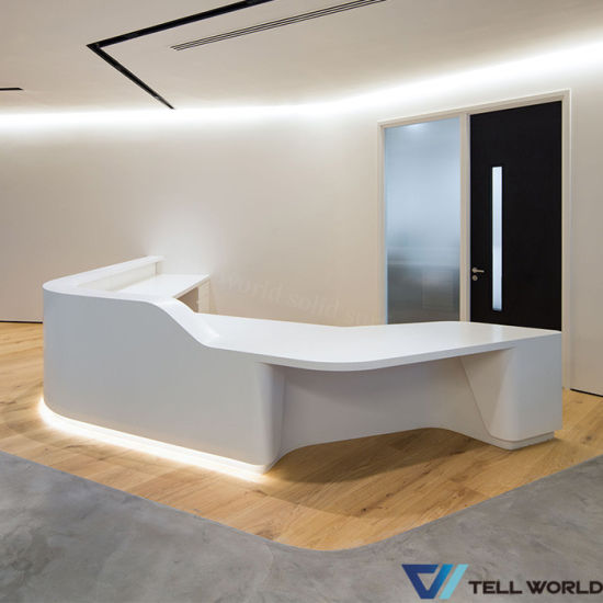 China Custom Build Large Size Concable Reception Counter Bank Counter Design China Design Of Bank Counter Bank Counter Design
