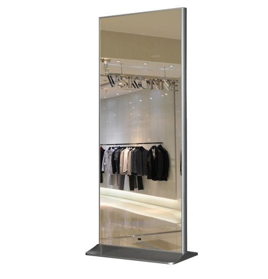 Mirror Panel Digital Photo Frame 43 Inch 55 Inch Magic Mirror Kiosk 4K HD Android Mirroring TV Magic Mirror Photobooth