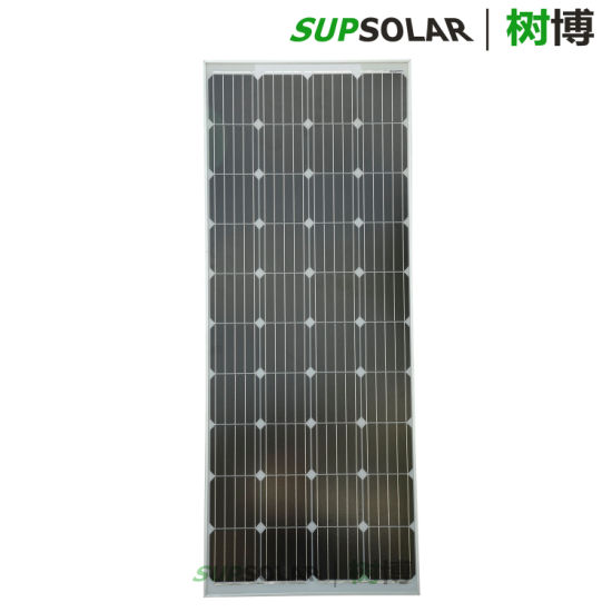 20V 200W Renewable Solar PV Panel for No Electricity Districts pictures & photos