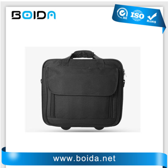 OEM Wholesale Fashion Leisure Travel Sport Laptop iPad USB Charger Backpack Bag Computer Bag (LB51100)