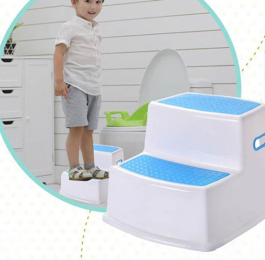 Fantastic Two Step Kids Step Stools For In Kitchen Bathroom And Potty Training Dailytribune Chair Design For Home Dailytribuneorg