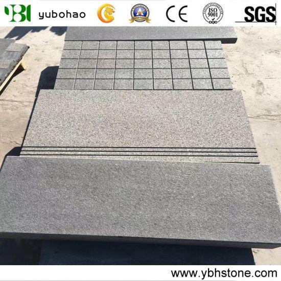 Chinese Cheap Flamed Floor Tile for Roadside/Garden