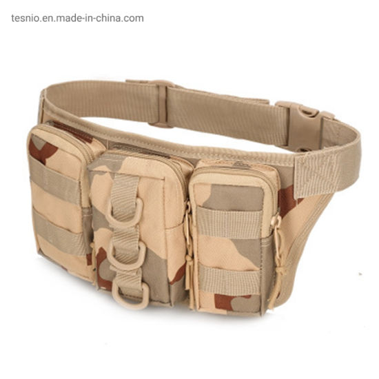 Wholesale Travel Sports Tactical Fanny Pack Running Military Waist Bag