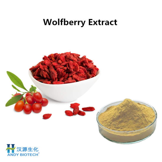 Anti-Tumor Goji Berry (Wolfberry) Juice Orange Yellow Powder