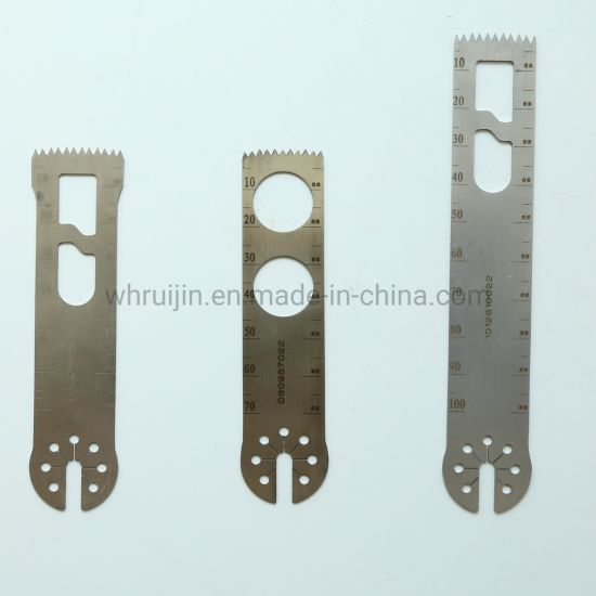 Stainless Medical Oscillating Saw and Blades