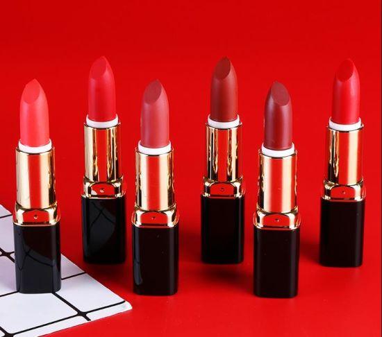 Matte Lipsitck Long-Lasting Waterproof Lipstick Cosmetics