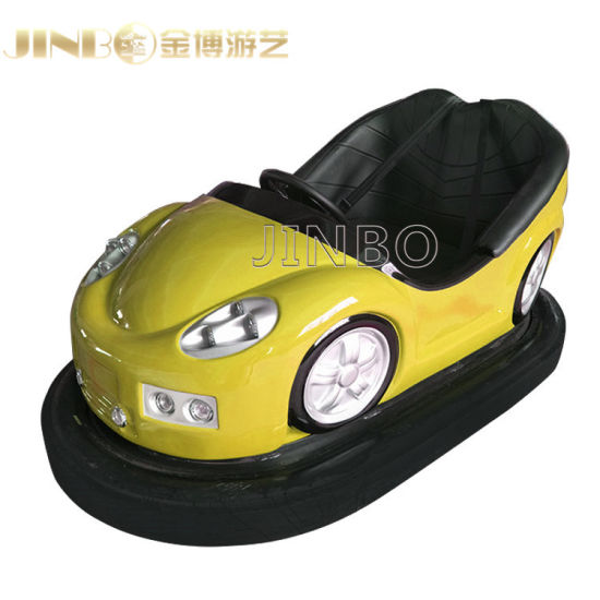 Stable and Reliable Electric Bumper Car Rides for Amusement Park