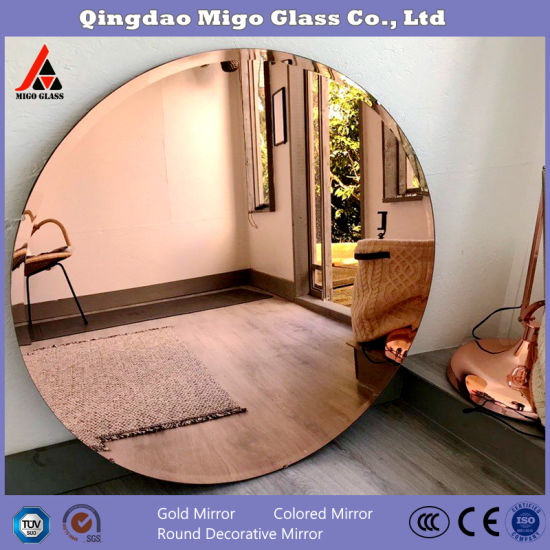 China 3mm 4mm 5mm Colored Decorative Mirrors Tinted Mirror Gold Rose Mirror Gold Mirror Black Mirror Pink Mirror And Blue Mirror China Tinted Mirror Colored Mirror