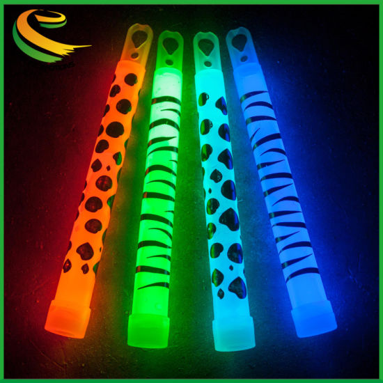 Personalized LED Flashing Foam Cheering Sticks for Promotion