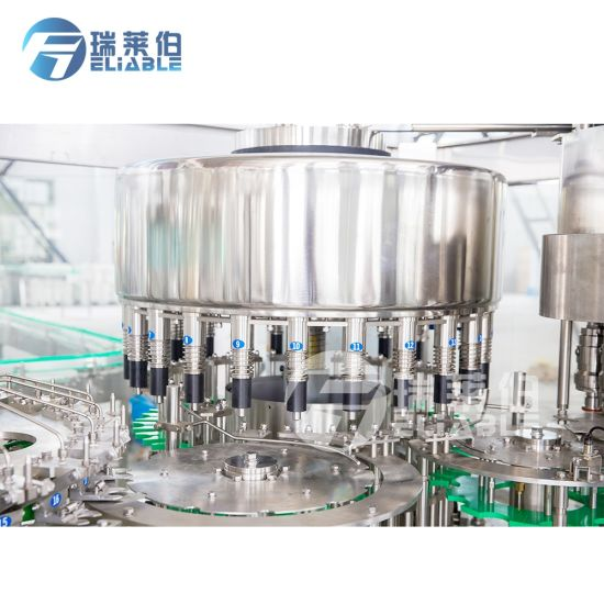 Automatic Mineral Water Bottle Filling Production Line Machine pictures & photos