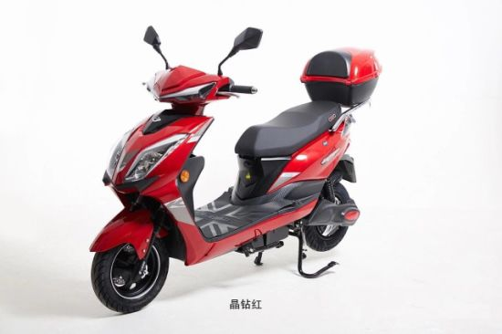 Super Eagle Electric Motorcycle Ebike Scooter 800W 1000W (800W-GE) pictures & photos