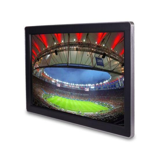 Wall Mount Full HD Advertising Monitor Display