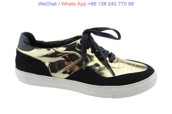 469992a1308a China 2019 Fashion Shoes Women′s Top Lace-up Top Casual Canvas ...